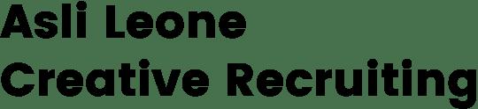 Asli Leone Creative Recruiting